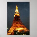Torre de Tokio Poster