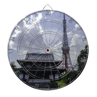 Torre de Tokio Tabla Dardos