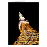Torre de Tokio Tarjeta