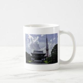 Torre de Tokio Tazas De Café