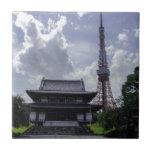 Torre de Tokio Teja Ceramica
