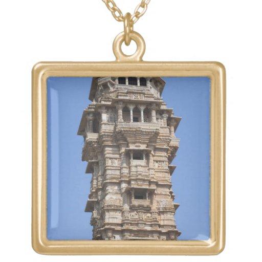 Torre de Victoria en el fuerte de Chittorgarh, la  Colgante Personalizado