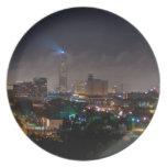 Torre de Williams en Houston, Tejas Platos Para Fiestas