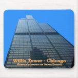 Torre de Willis - conocida antes como el Torre Sea Alfombrillas De Ratones