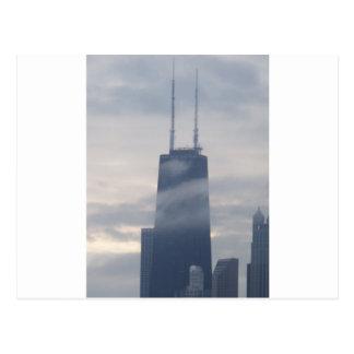 Torre de Willis (Sears) Tarjeta Postal