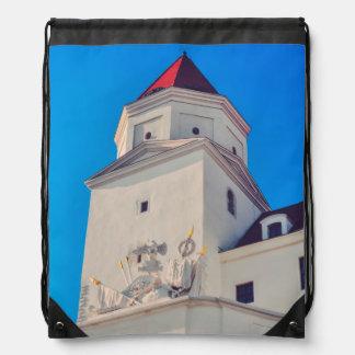 Torre del castillo de Bratislava Mochilas