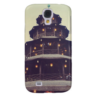 Torre del chino de Munich Funda Para Galaxy S4