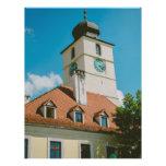 Torre del consejo, Sibiu Flyer Personalizado