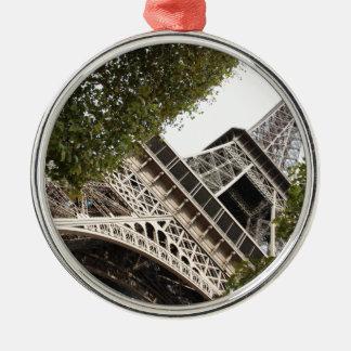 torre del eifel, amor, París, Francia Ornamento De Reyes Magos