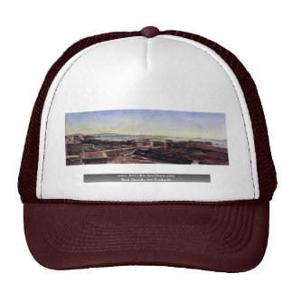 Torre Del Greco Near Pompeii And Naples Trucker Hats