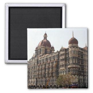 torre del hotel de Bombay Imán Cuadrado