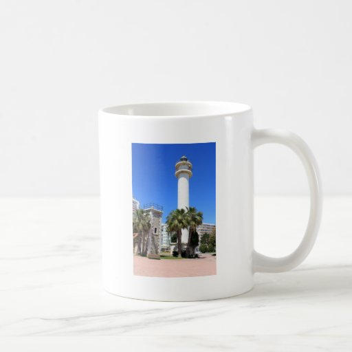 Torre Del Mar, Andalucía, Costa del Sol, España Taza De Café
