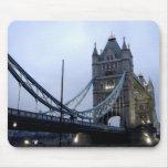 torre del mousepad de Londres Alfombrillas De Ratones