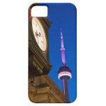 Torre del NC de Toronto iPhone 5 Funda