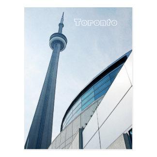 Torre del NC de Toronto Postales