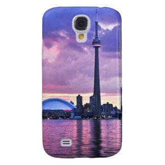 Torre del NC: Visión desde la isla de centro Toron Funda Para Galaxy S4