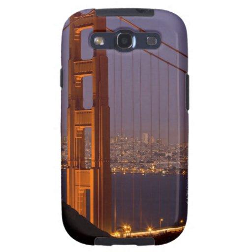 Torre del norte de San Franciscos Galaxy S3 Cárcasas