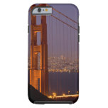 Torre del norte de San Franciscos Funda De iPhone 6 Tough