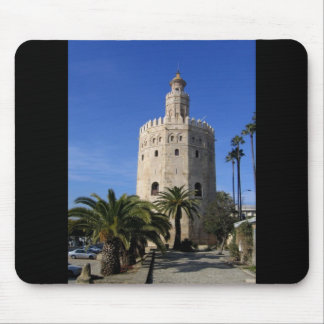 Torre Del Oro Mouse Mats
