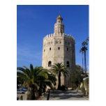 Torre Del Oro Postales