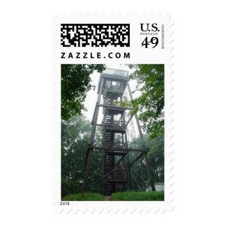 Torre del parque de Wisconsin Franqueo
