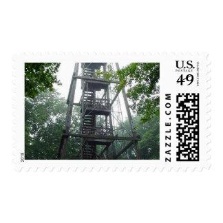 Torre del parque de Wisconsin Sello