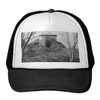 Torre del puesto de observación de la madriguera d gorras