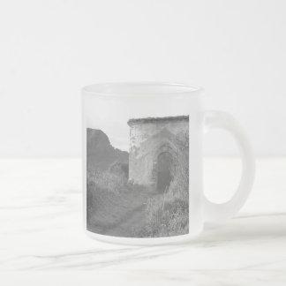 Torre del puesto de observación de la madriguera d taza