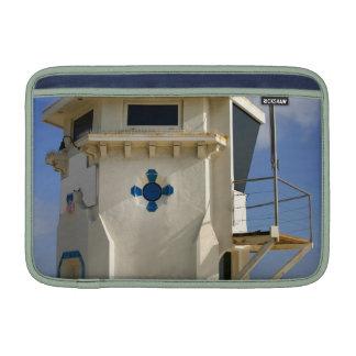 Torre del salvavidas fundas MacBook