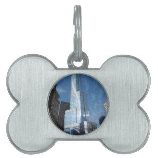 Torre del triunfo placas de mascota