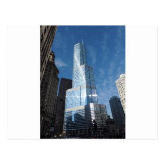 Torre del triunfo tarjeta postal