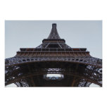 Torre Eiffel 3 Poster