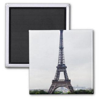 Torre Eiffel 4 Imán Cuadrado