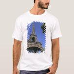 torre Eiffel 5 Playera