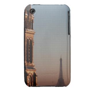Torre Eiffel 7 iPhone 3 Case-Mate Cobertura