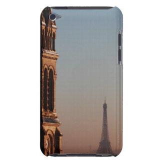 Torre Eiffel 7 iPod Case-Mate Cárcasa
