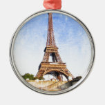 Torre Eiffel Adorno De Reyes