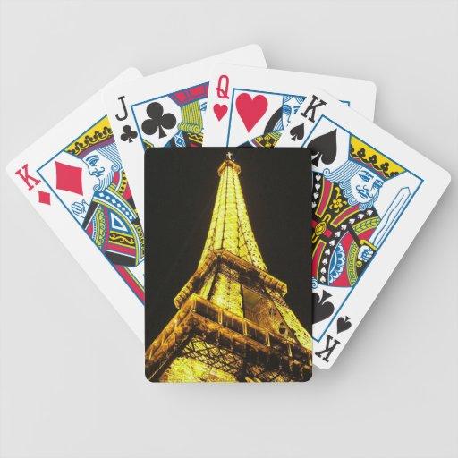 Torre Eiffel Baraja
