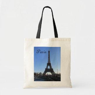 Torre Eiffel Bolsa Tela Barata