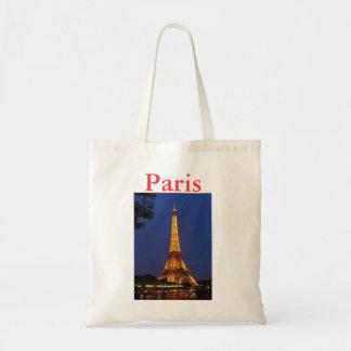 Torre Eiffel Bolsas De Mano