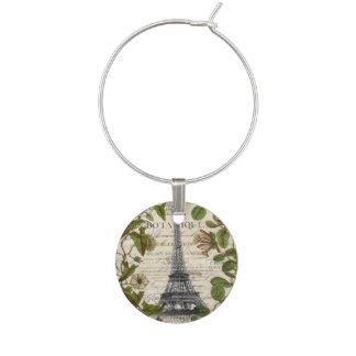 torre Eiffel botánica femenina de París del Identificadores De Copas