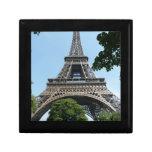 Torre Eiffel Caja De Recuerdo
