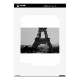 Torre Eiffel Calcomanías Para iPad 2