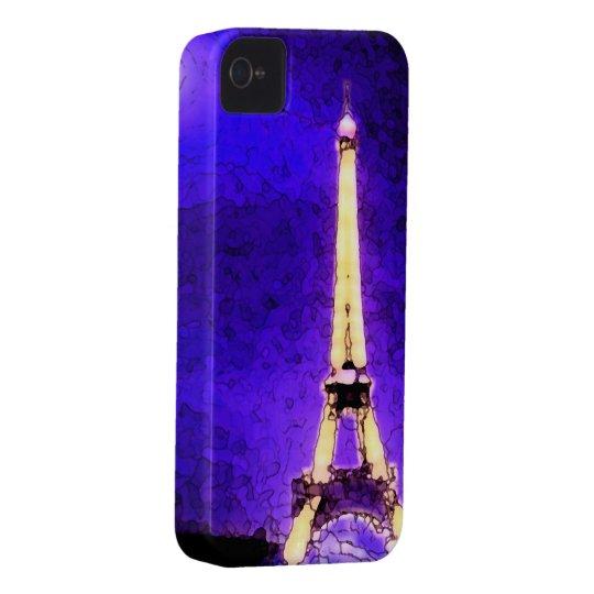 Torre Eiffel Carcasa Para iPhone 4 De Case-Mate