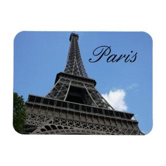 Torre Eiffel, cielo azul, París, Francia Iman Flexible