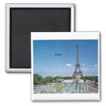 Torre Eiffel de Francia París (por St.K) Imanes Para Frigoríficos