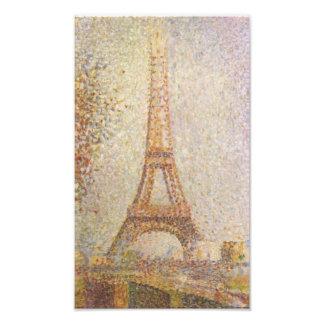 Torre Eiffel de Jorte Seurat Fotografías