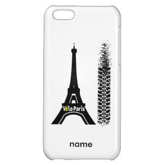 Torre Eiffel de la bici de Velo París