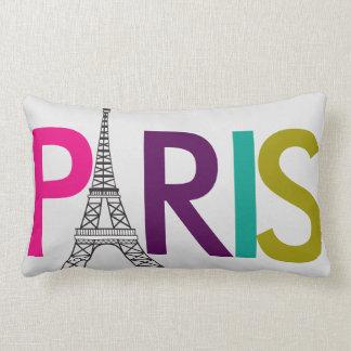Torre Eiffel de París - almohada lumbar Cojín Lumbar
