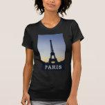 Torre Eiffel de París Camisetas